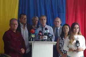 Fracción 16 de julio: Es ilegal designar un Comité de Postulaciones con la participación del chavismo