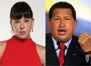 """Así fue como se dio el """"enchufe"""" de Mimi Lazo con el régimen de Hugo Chávez"""