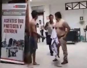 """""""¡Cada uno agarre a un detenido!"""": la tensa evacuación de una comisaría durante el terremoto en Perú"""