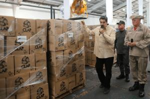 Maduro conjuga Clap, carnet de la patria y milicia para fortalecer el control social chavista (Video)