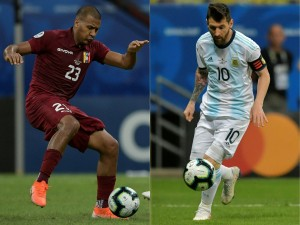 El Messi F.C buscará reivindicarse ante una Vinotinto sin miedo a la historia