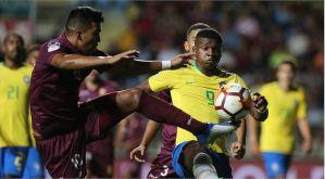EN VIDEO: Los tres mejores goles que La Vinotinto le metió a Brasil