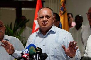 ¡Ups, se le escapó! Diosdado admite que TODA Venezuela esta sin luz (Video + Distracción)