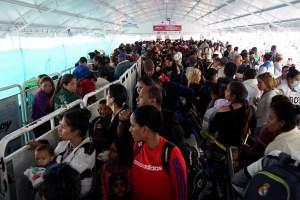 Ecuador ha atendido a más de 23.600 venezolanos en zona fronteriza con Colombia