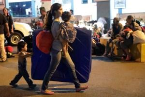 ¿Sabes lo peligroso que es el camino para las venezolanas que huyen de Maduro? (VIDEO)