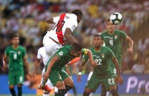 Perú remonta con cinismo y sube el reto para la Vinotinto en el grupo A