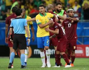 EN FOTOS: La Vinotinto y el VAR frenan al favorito Brasil en la Copa América