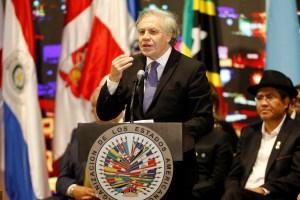 Almagro advirtió sobre la presencia de Irán en la región tras acusaciones contra El Zabayar