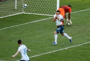 Argentina no necesitó a Messi para eliminar a una Vinotinto IRRECONOCIBLE