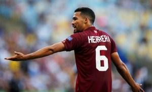 Yangel Herrera marcó sendo golazo para la victoria del Granada (Video+Sacalaaa)