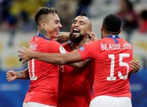Chile superó a Colombia desde los penales para meterse en semifinales de Copa América
