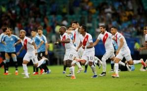 Perú da la GRAN sorpresa y elimina a Uruguay de La Copa América