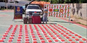 GNB Lara capturó a un sujeto con 149 panelas de marihuana en municipio Torres
