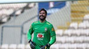 ¡PAPASITO! El arquero de Brasil que te mantendrá viendo la Copa América