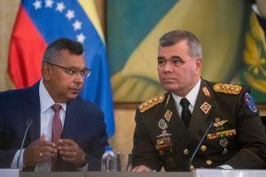 Padrino López y Reverol también estarían en conversaciones indirectas con EEUU