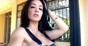 """Diosa Canales tapándose """"las que te conté"""" es lo mejor que verás en Instagram  (FOTO)"""