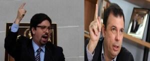 Comisión de Michelle Bachelet visitó a Roberto Enríquez y Freddy Guevara en la embajada de Chile