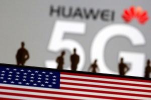 El brumoso futuro de Huawei