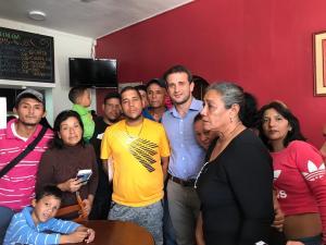 """Operativo """"Venezuela Unida"""" atendió más de mil venezolanos en Lima este fin de semana"""