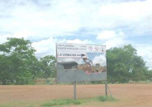 José Márquez: En el olvido se encuentra la población de La Urbana en el municipio Cedeño