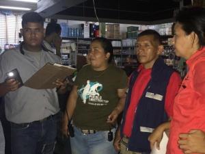 Comerciantes denuncian irregularidades durante la inspección de Mercabar #14Jun
