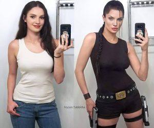 Esta sexy cosplayer te dejará BOQUIABIERTO con sus habilidades de transformación (FOTOS)