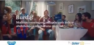 """Y así fue como el """"burda"""" se apoderó de Chile (VIDEO)"""