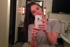 ¡Ay, chamo! Filtran fotos de Megan Fox DESNUDITA… mientras estaba embarazada