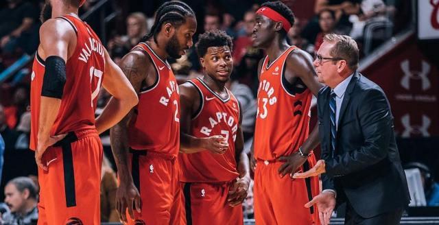Toronto Raptors se proclama campeón de la NBA por primera vez en su historia.