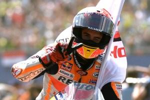 Marc Márquez gana el GP de San Marino de MotoGP y refuerza su liderato