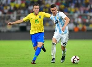 Brasil y Argentina buscarán un boleto a la final del torneo en el Superclásico de las Américas