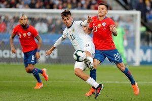Con Messi expulsado Argentina logra el bronce en el partido más gris de la Copa América