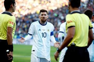 El VIDEO de la monja que apoya a Messi en su batalla con la Conmebol