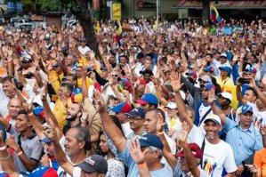 Guaidó convoca a una gran jornada de protesta nacional este viernes #25Jul