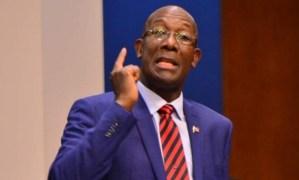 El primer ministro de Trinidad y Tobago denuncia un complot para matarlo