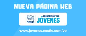 Nestlé Venezuela estrena nuevo portal de Iniciativa por los Jóvenes