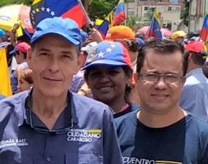 Dirigentes de Encuentro Ciudadano en Carabobo manifestaron su apoyo a la diputada Delsa Solórzano