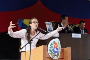 Manuela Bolívar: Juntos construiremos la democracia más sólida