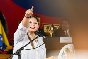 Nora Bracho: Esta será la ultima dictadura que viva nuestra nación,  estamos llamados a reconstruirla