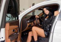 VIDEO: Policía estadounidense retuvo a Kerly Ruiz por conducir con exceso de velocidad