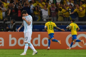 Pese a la desilusión por la derrota, Messi va a seguir ayudando a la Albiceleste