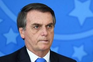 Bolsonaro fue sometido a procedimiento para retirar lesiones en la piel
