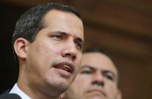 """""""Estamos en un punto donde la solución a la crisis es evidente"""", enfatizó Guaidó"""