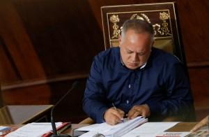 Severo despiste hizo que Diosdado & Co. cometieran otro absurdo en la ANC cubana (Video)