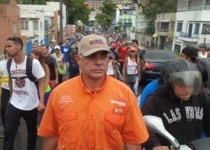 Rafael Veloz: Organización, movilización, planificación y unidad, llave perfecta para salir de Maduro
