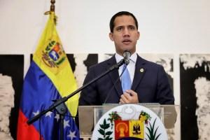 Guaidó declaró su respaldo a Duque en la lucha contra grupos narcoterroristas