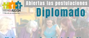 """Proyecto """"Reconciliacción"""" lanza nuevo diplomado"""