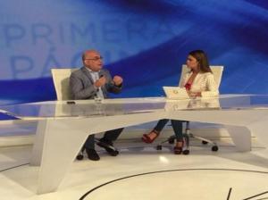 Se necesita voluntad política para lograr superar la crisis en Venezuela, asegura el diputado España