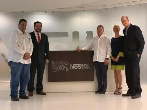 Nestlé firma una alianza con Chef Campus para potenciar el talento culinario
