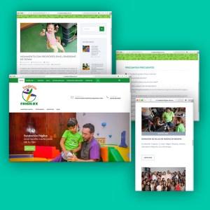 Fundación Frigilux estrena página web
